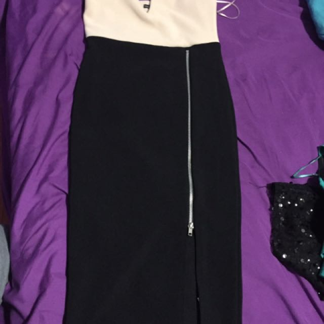 Dress From Boohoo