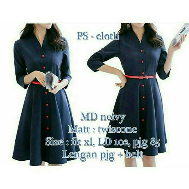 DRESS MD NEIVY GL57 • CTB