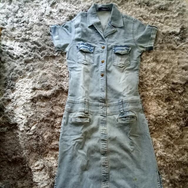 Dress OSELLA DENIM