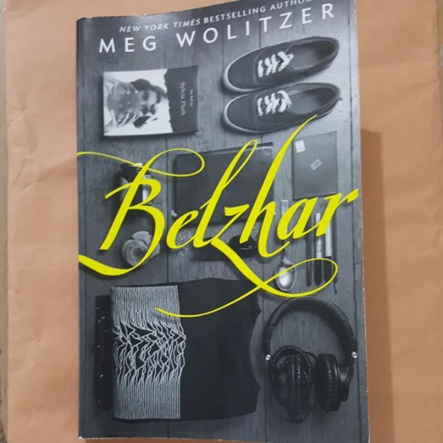 English Novel : Belzhar