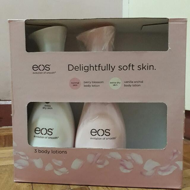EOS Body Lotion (350 ml)