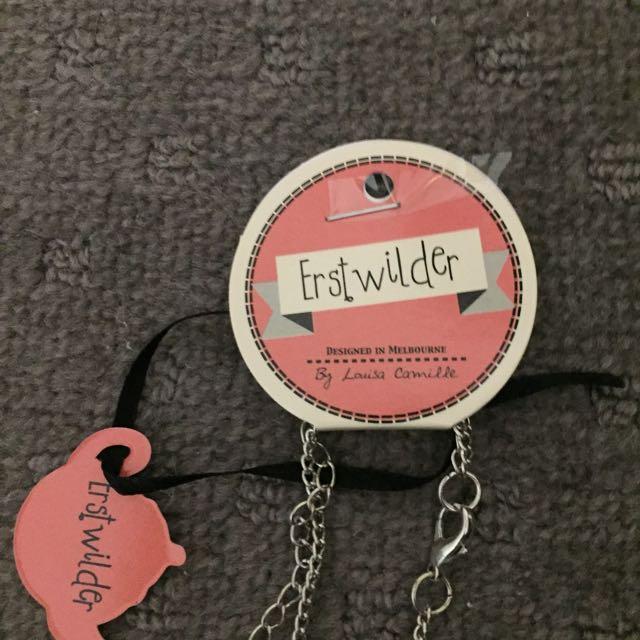 ERSTWILDER Necklace