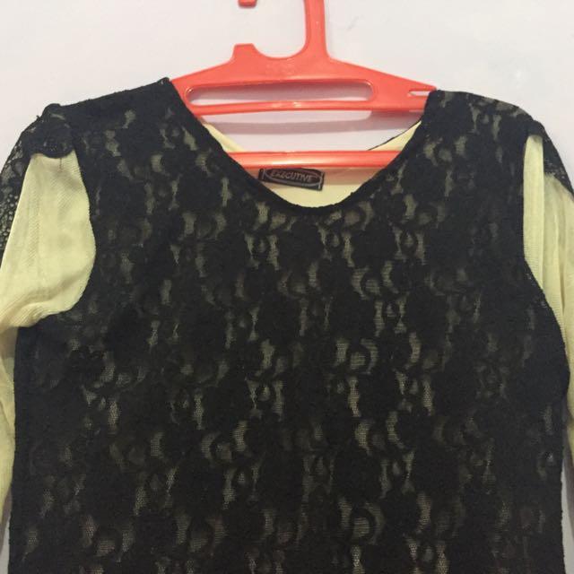Executive Dress Tangan Pnjang Pendek
