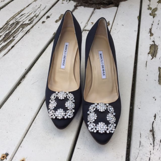 Copy Of Manolo Blahnik Pumps Shoes High Heels