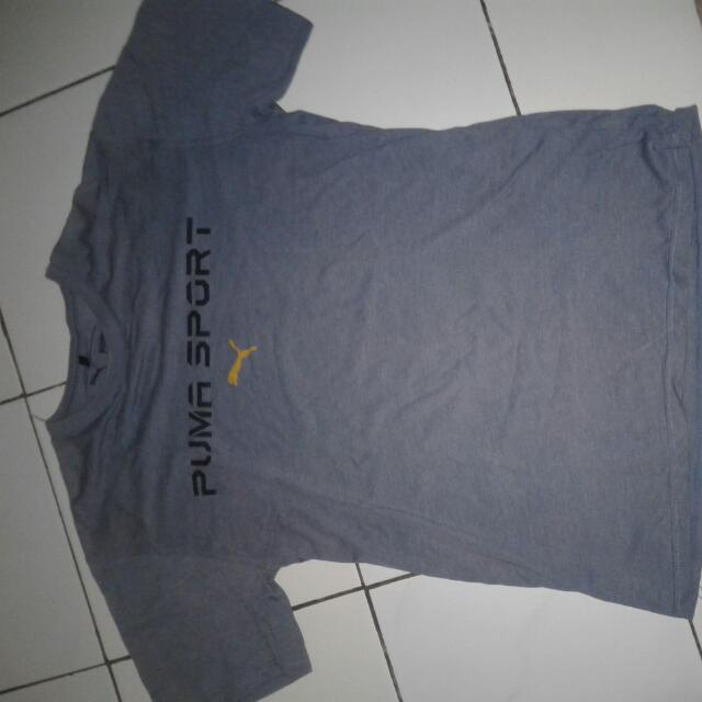 Free Ongkir - Tshirt Puma