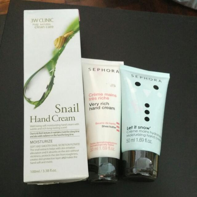 Free Postage Brand New Handcream