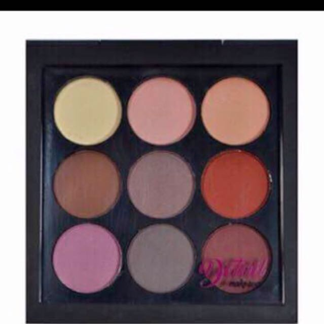 FREE SF!! ALL MATTE EYESHADOW BY DETAIL