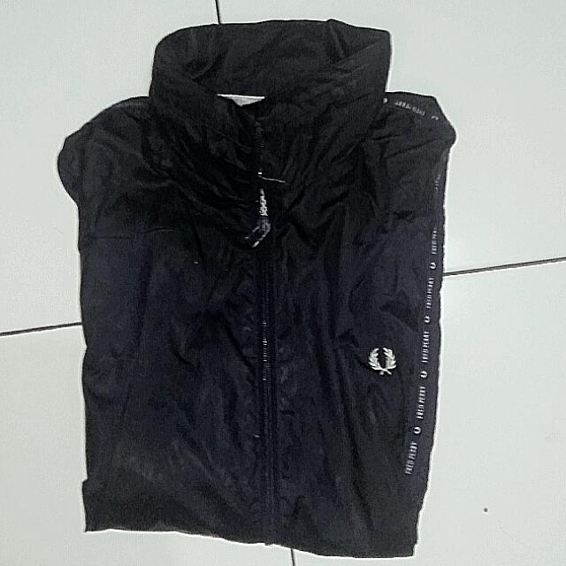 Freed Perry Jacket Jaspo Size S Hitam Original