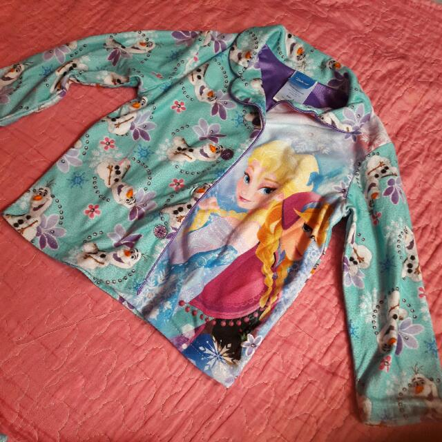 Frozen Pajama Set