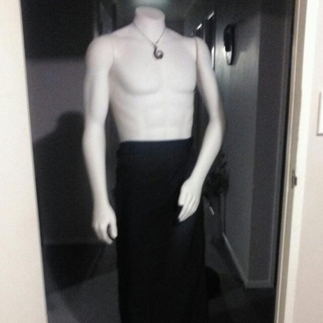 Full Body Male Mannequin Standing