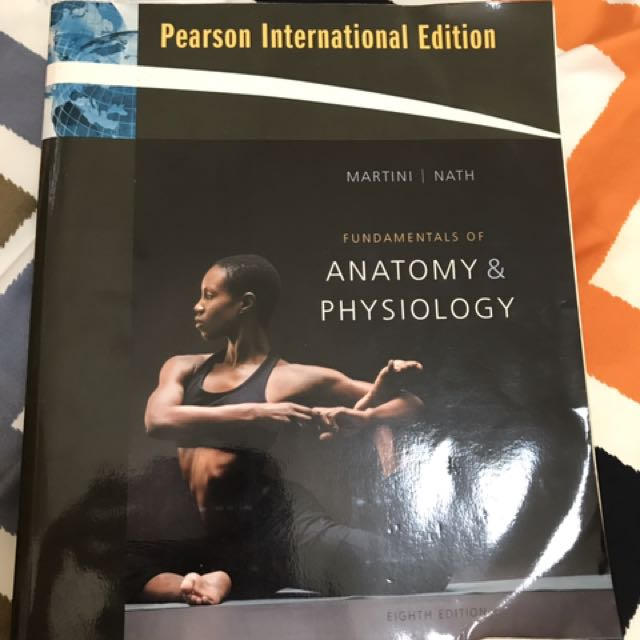 Fundamentals Of Anatomy & Physiology, 8th Edition, Books ...