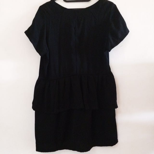 Gaudi Peplum Top / Tunic