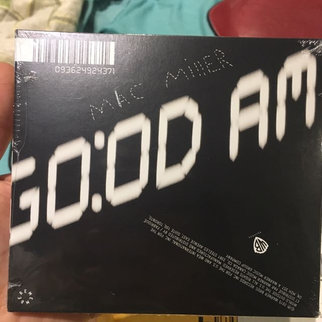 GO:OD AM Mac Miller CD