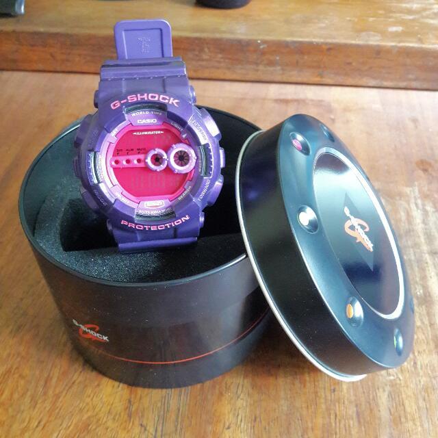 GShock GD-100SC-6DR