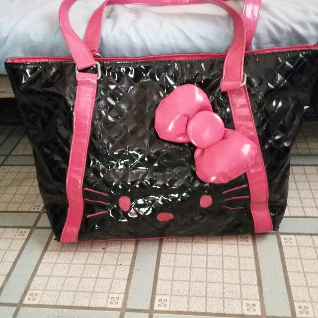 Hello Kitty Tote Bag (re-priced)
