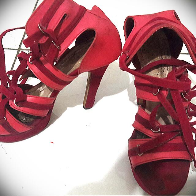 High Heels No 40