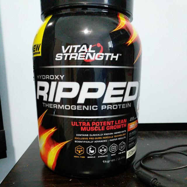 Hydroxy Ripped Protein