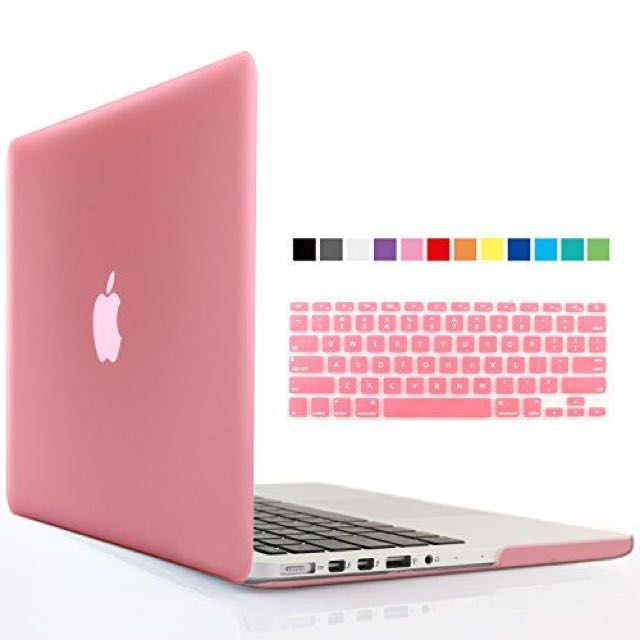 IBenzer Pink MacBook Air Shell