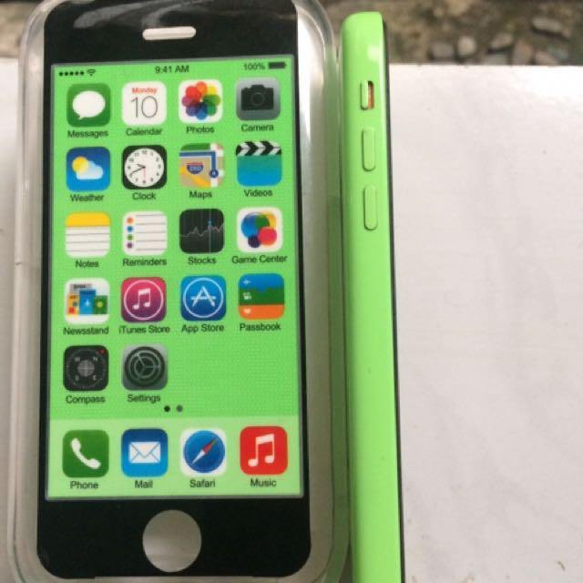 REPRICE !!!! Iphone 5c