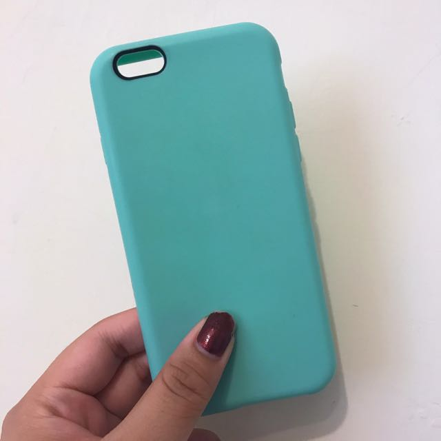【含運】iPhone 6/6s  4.7吋蒂芬妮綠 糖果色軟殼