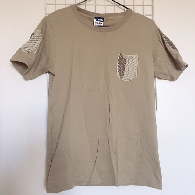 Japan Attack on Titan Tee