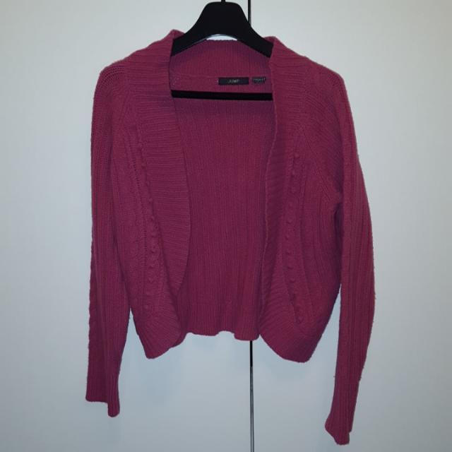 🆕️Jump Pink Knit