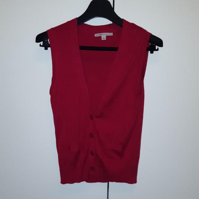 🆕️Jump Red Vest