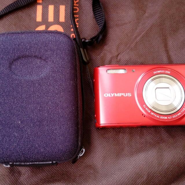 Kamera Pocket Olympus