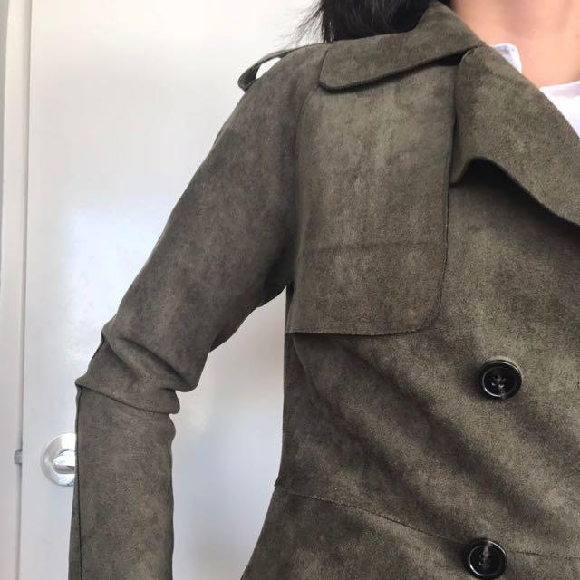 Khaki Rare Coat