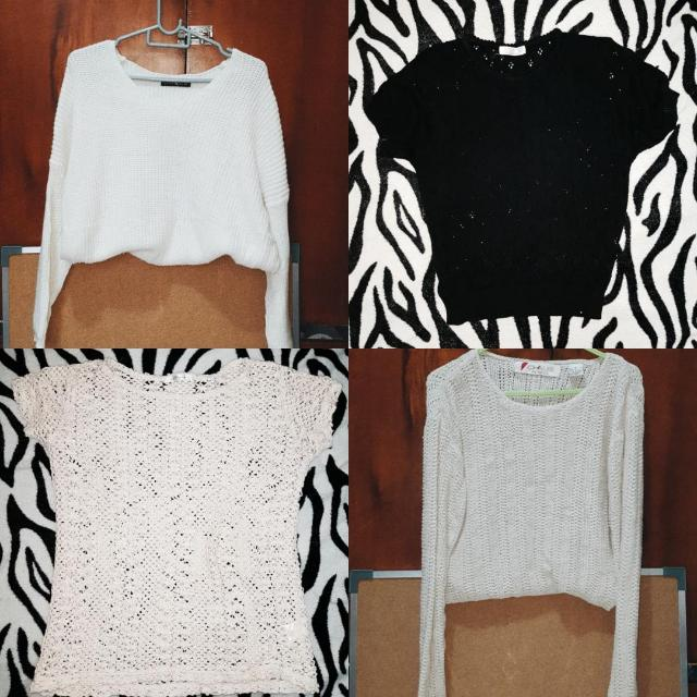 Knitted Tops & Pullover