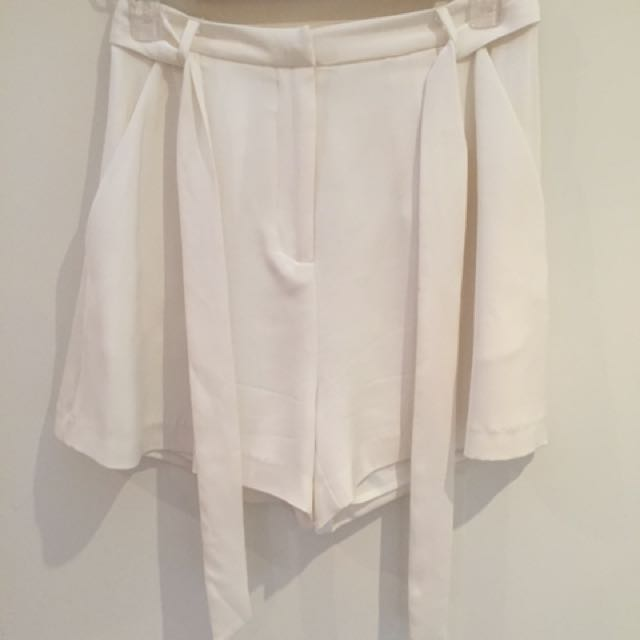 Kookai Silk Shorts