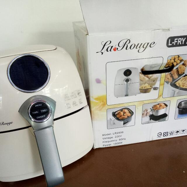 la rouge air fryer