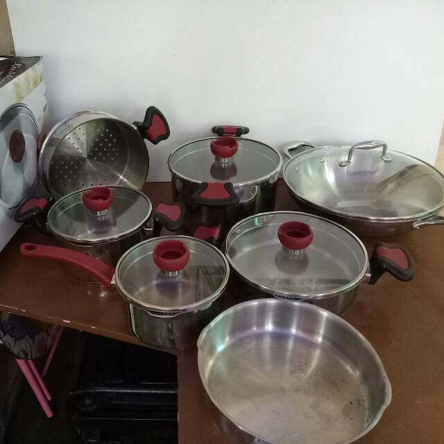 la rouge cookware set