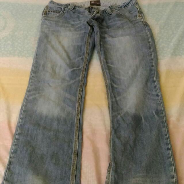 Lee Slim Fit Jeans