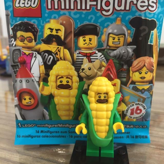 Lego Minifigurines