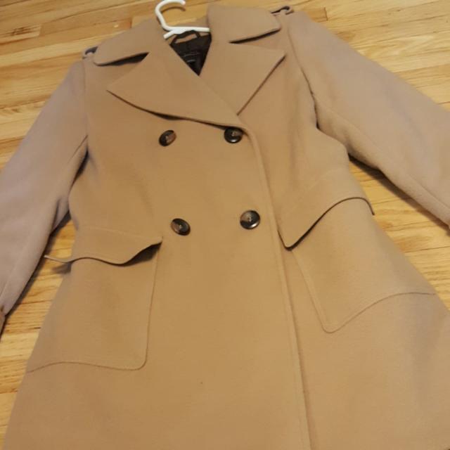 Long Felt Coat