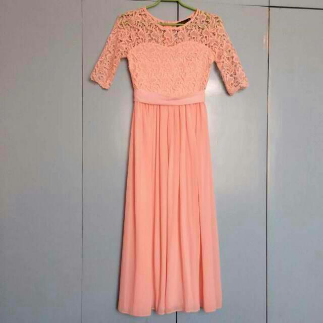 Long Gown/ Long Dress