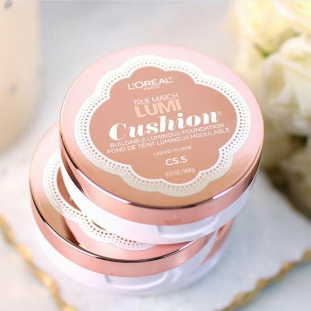 Loreal True Match Lumi Cushion