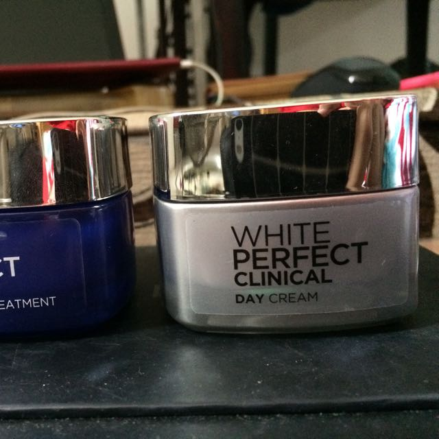 Loreal White Perfect Clinical (Day Cream)