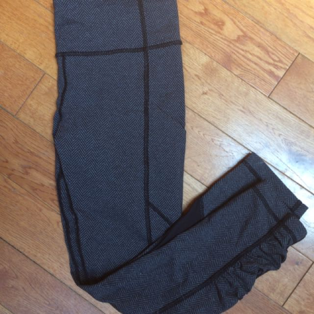 Lululemon Speed Tights Size 4