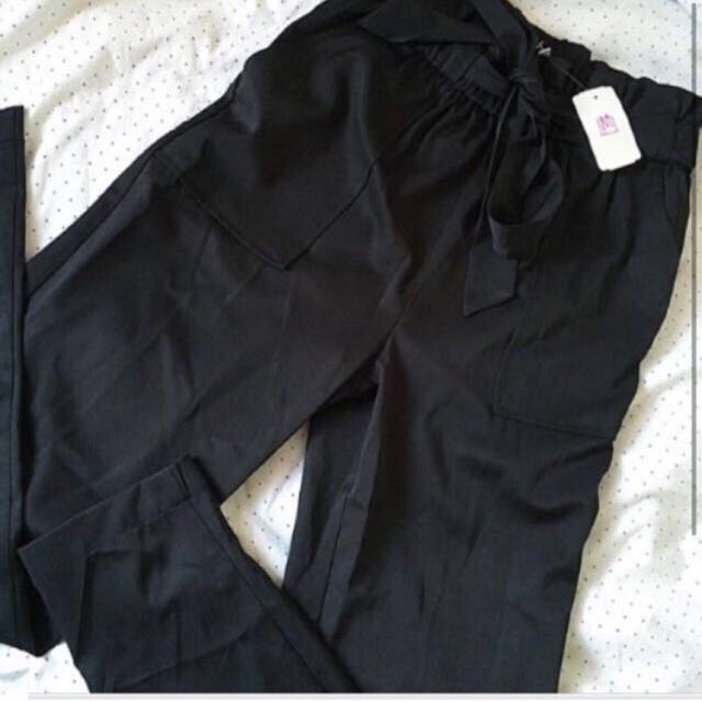 M Boutique Silky Trousers