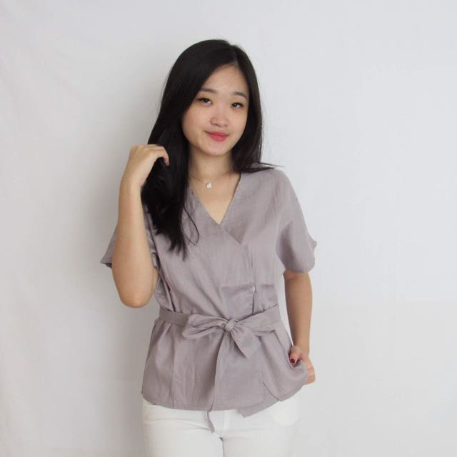 MADE BLOUSE