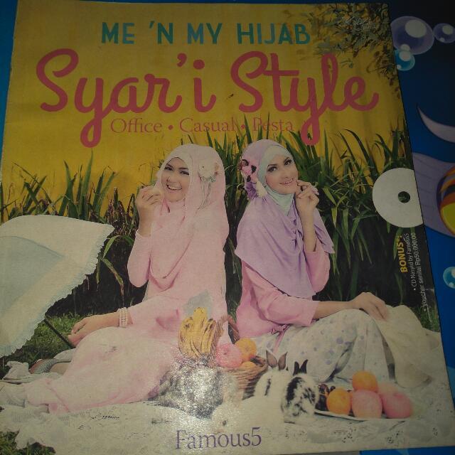 Majalah Syar'i Style