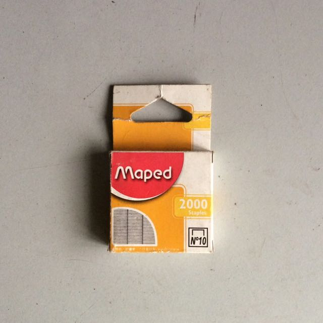 Maped Staple Wires 2000s