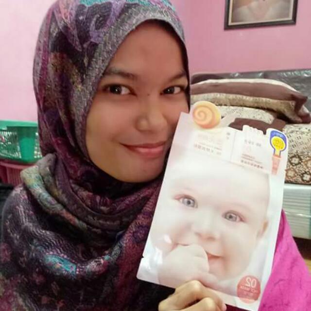 Masker Baby