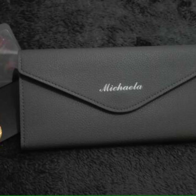 Michaela Authentic Wallet