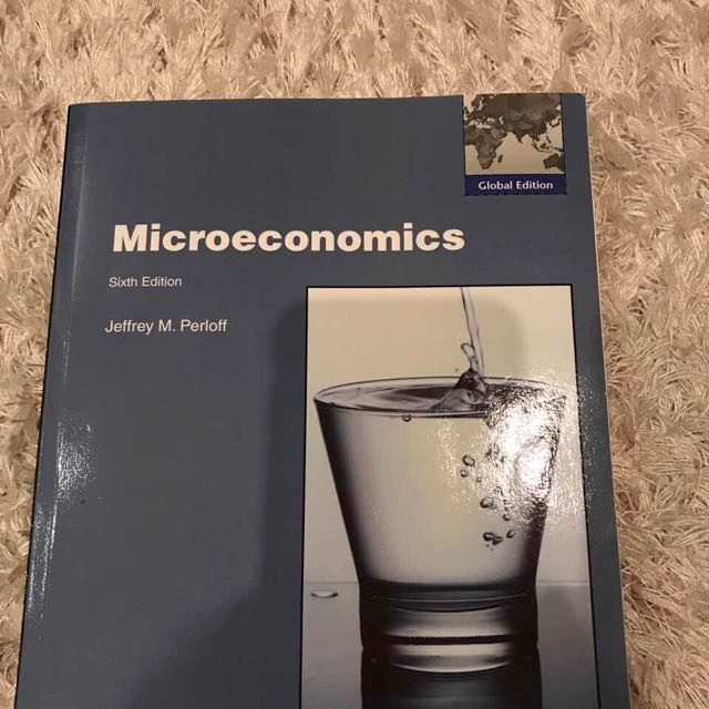 MICROECONOMICS-6th EDITION