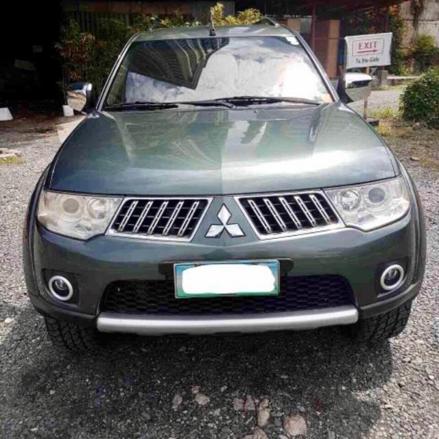 Mitsubishi Montero 2009 GLS A/T 4x2