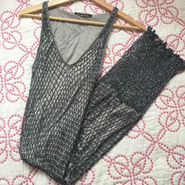 Morgan De Toi Handmade Dress(Size S)