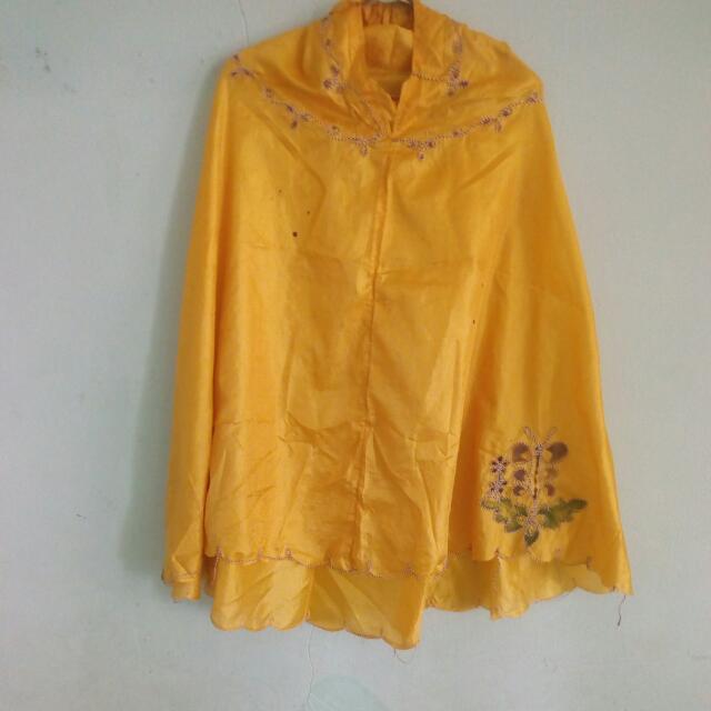 Mukena Anak Yellow